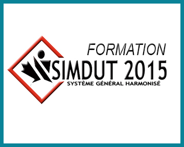 Formation Simdut 2015 (avec SGH)
