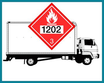 Transport des matières dangereuses